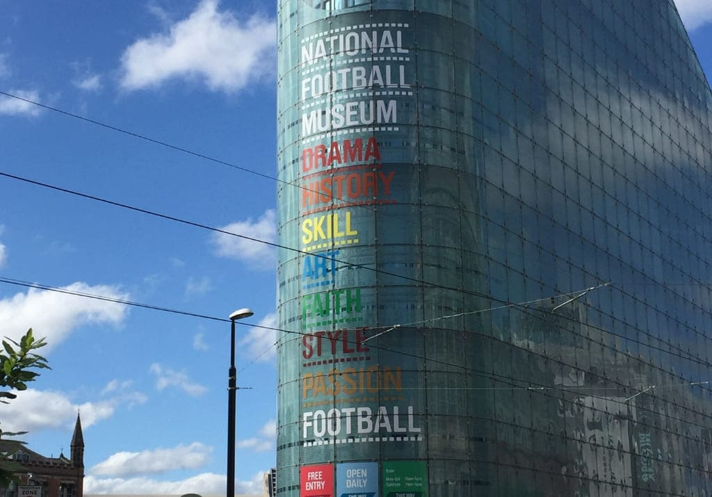 Manchester Football Museum Manchester United