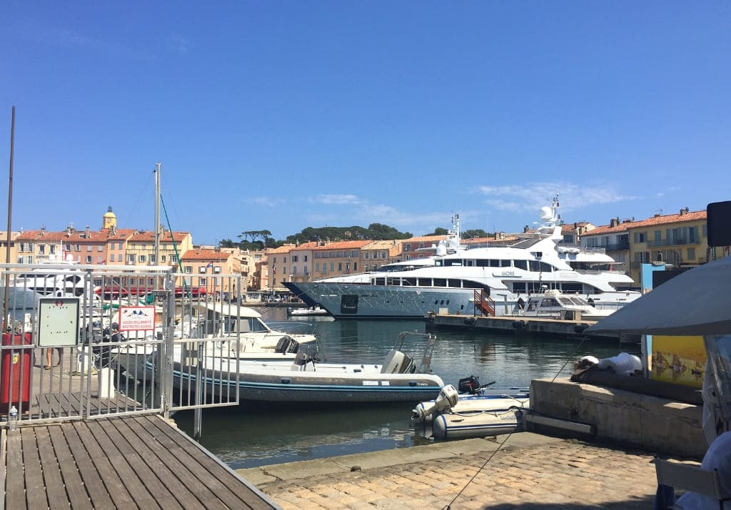 Roadtrip St. Tropez
