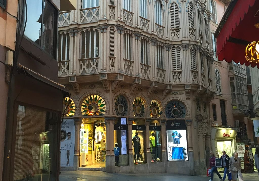 Palma Mallorca Shopping