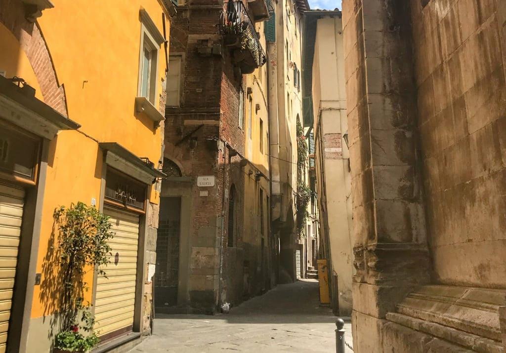 Lucca Toskana Italien Geheimtipp