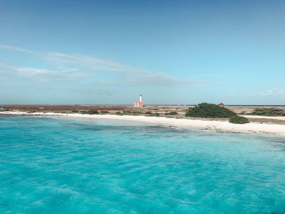 Klein Curaçao Reisebericht Baden tauchen schnorcheln Strand beach Schildkröten