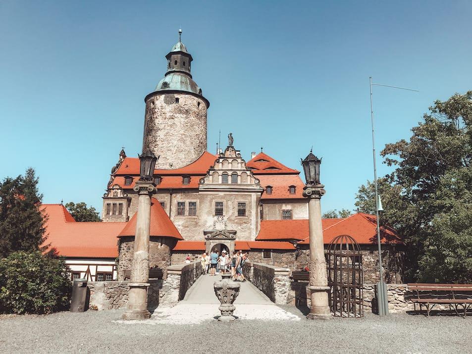 Lauban Polen Lubań Reisebericht Sehenswürdigkeiten Reisetipps Burg Tzschocha Czocha