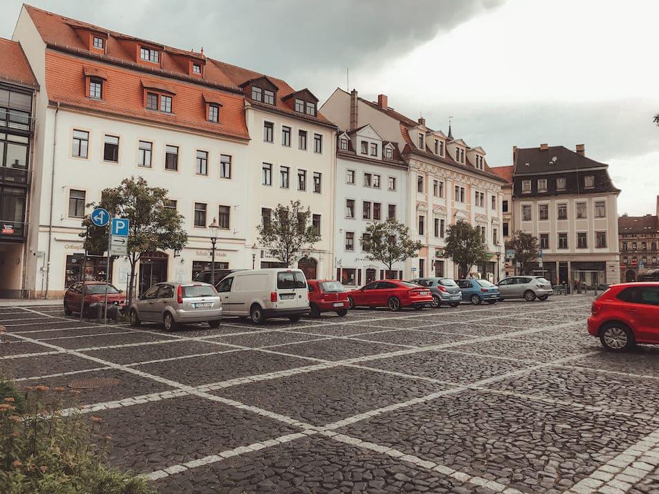 Zittau Reisebericht Highlights Marktplatz