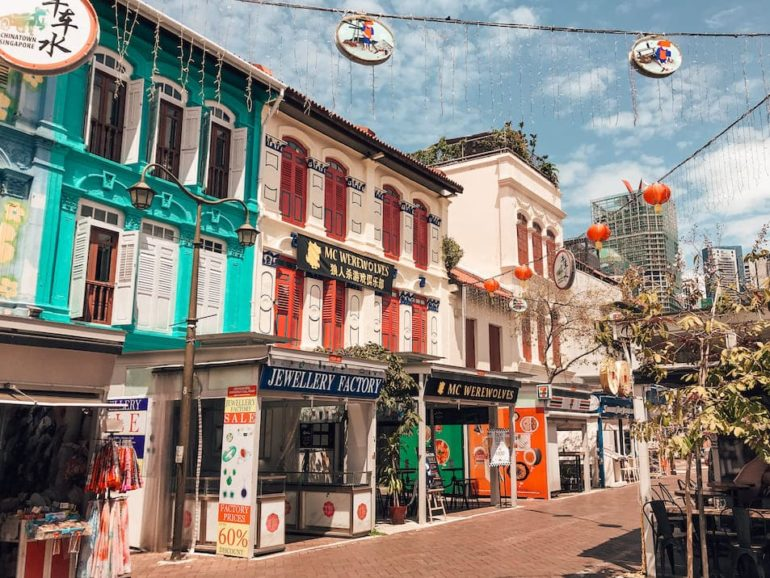 Singapur Sehenswürdigkeiten, Reisetipps, Highlights Reisebericht China Town