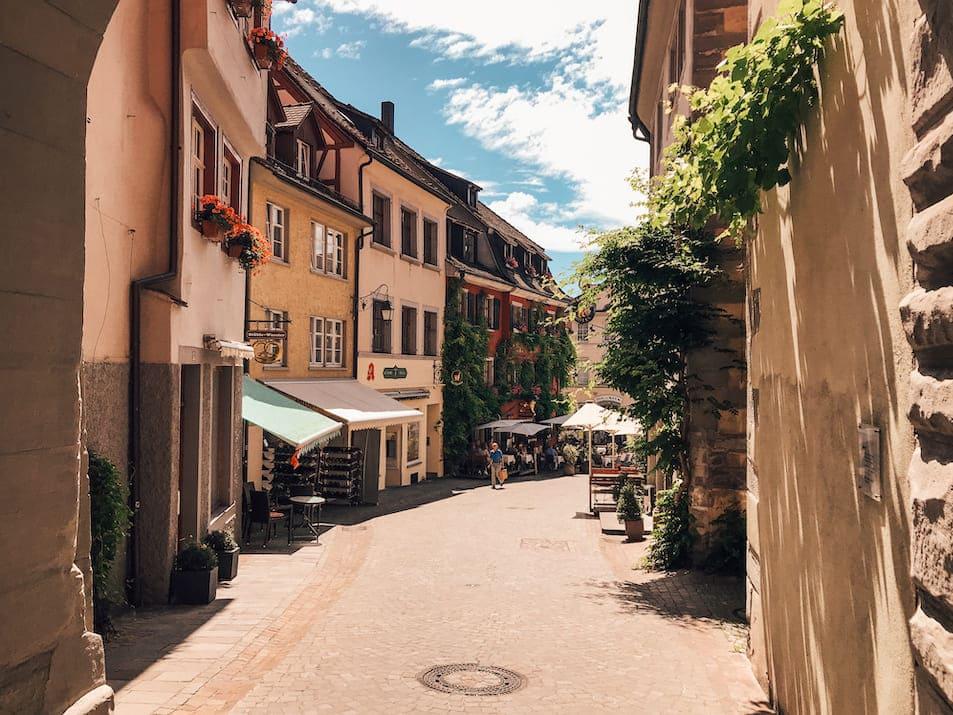 Meersburg Reisetipps Sehenswürdigkeiten Bodensee Altstadt Oberstadt Travelprincess