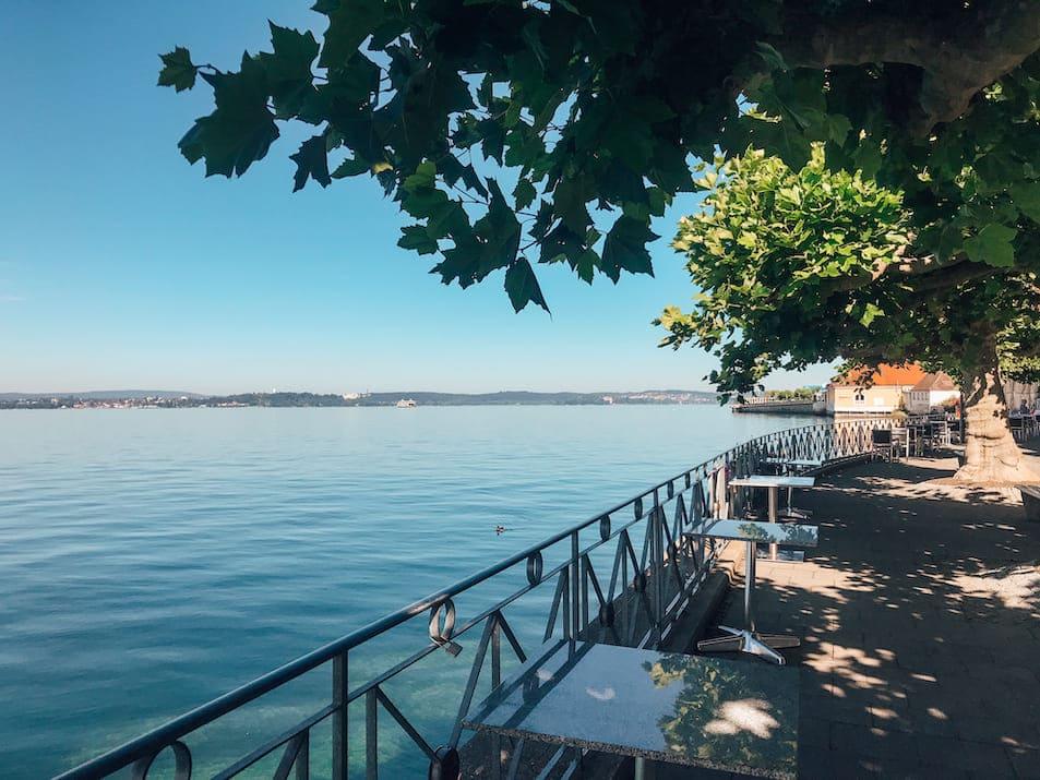 Uferpromenade Meersburg Reisetipps Sehenswürdigkeiten Restaurants