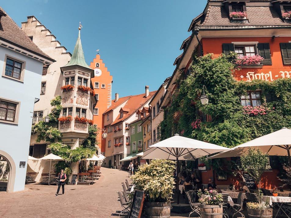 Meersburg Reisetipps Altstadt Sehenswürdigkeiten Oberstadt